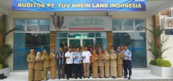 Audit Eksternal Oleh PT.TUV